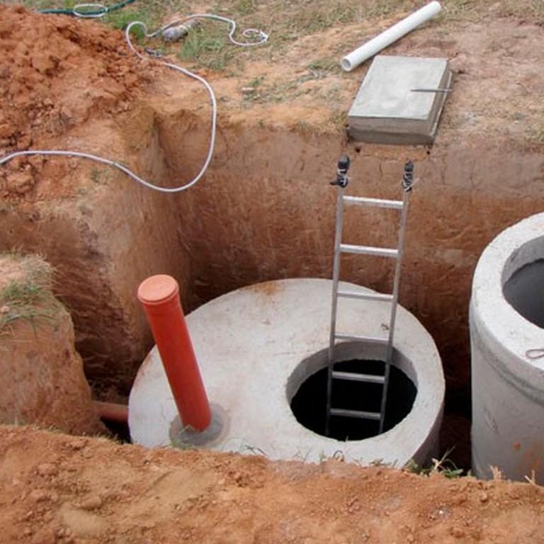 Как сделать местную канализацию в частном доме 112
