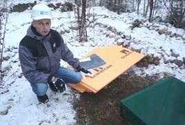 Консервация септиков на зиму в Заокском